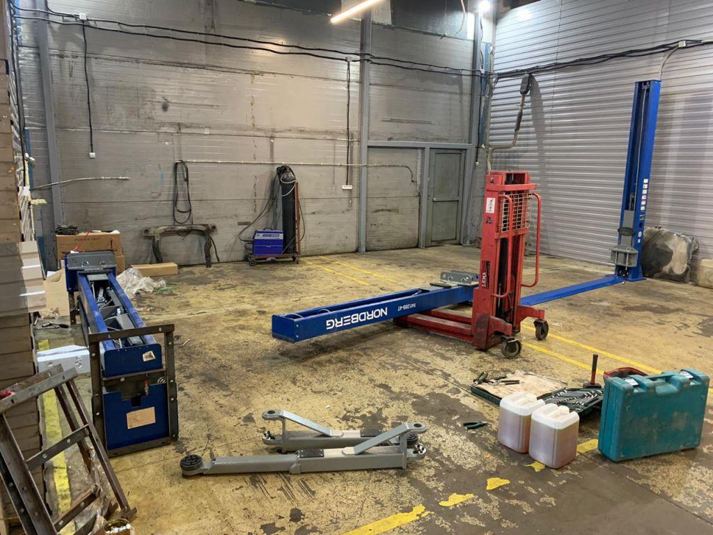 Ремонт и монтаж подъемников, оборудования для автосервиса