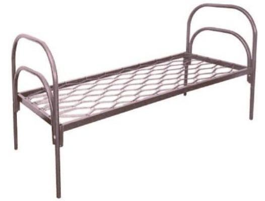 Недорогие металлические кровати