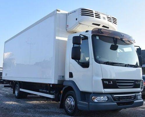 Водитель - экспедитор с личным грузовым автомобилем (реф. от 4-5 тонн)