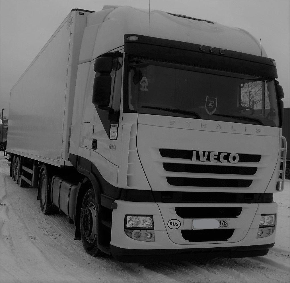 Требуется водитель-экспедитор категории  Е Международные перевозки, перевозки по России.