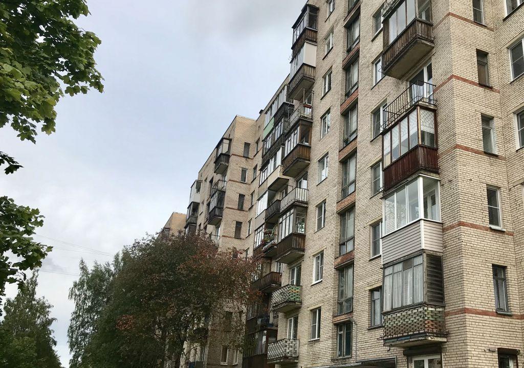 Дешевая 1 комн.квартира в Колпино