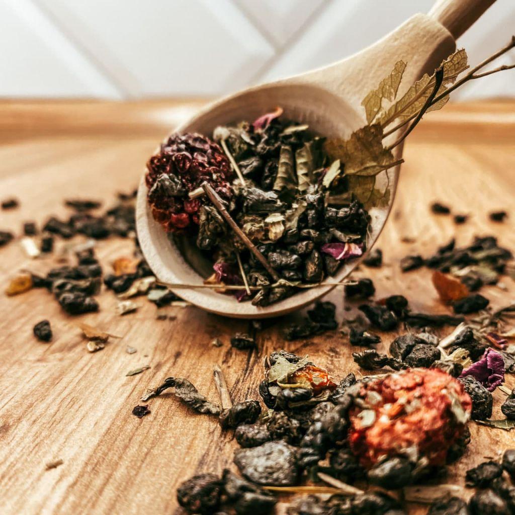 Весовой чай оптом